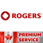 Rogers&Fido Canada (Premium Service)